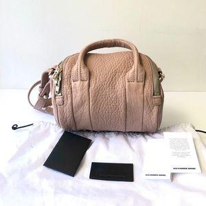 Authentic ALEXANDER WANG Mini Rockie Bag